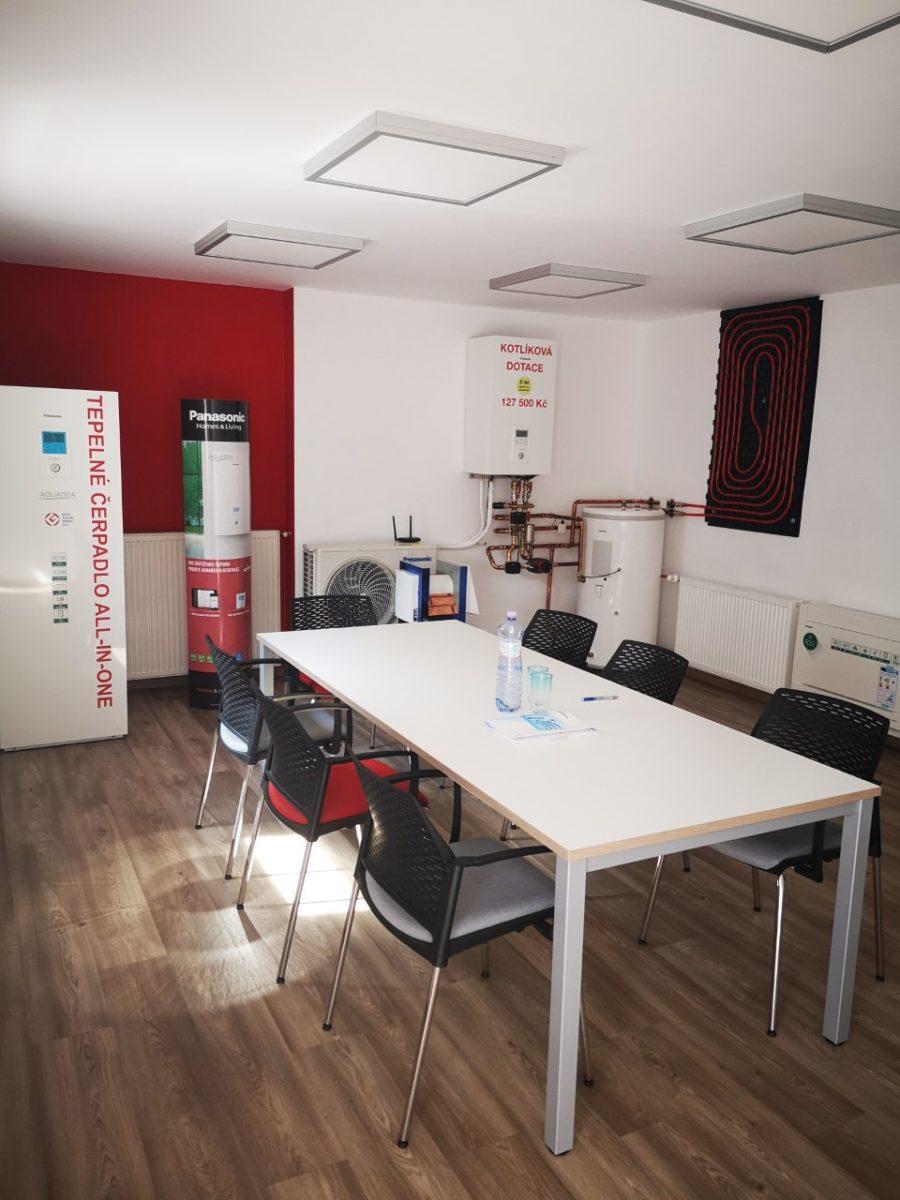 Kanceláře KLIMA RAPID, spol. s r.o. Praha 4 Libušská 826/227a,
